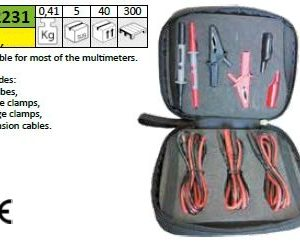 MULTIMETER ACCESSORIES SET