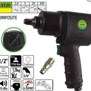 "IMPACT WRENCH 1/2"" COMPOSITE"