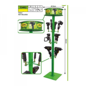 PNEUMATIC TOOL DISPLAY